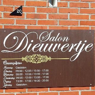 Kapsalon Dieuwertje